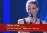 "Unser Star für Baku: Celine Huber mit ""How Come You Don't Call Me"""