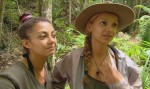 Dschungelcamp 2012: Radost Bokel und Jazzy finden Massageöl - TV