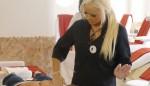 Daniela Katzenberger - natürlich blond - die Tussi aus Ludwigshafen