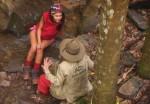 Dschungelcamp 2012: Micaela Schäfer und Jazzy schliessen Frieden? - TV