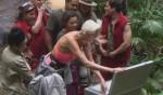 Dschungelcamp 2012: Ailton und Brigitte haben Spaß bei der Schatzsuche - TV News