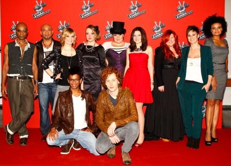 The Voice of Germany: Skandale der ersten Live-Show vergessen? - TV News