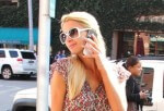 Paris Hilton Sighted Departing a Medical Building in Beverly Hills on September 15, 2011