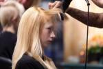 Das perfekte Model: Tränen beim Friseur in New York - TV