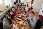 DSDS 2012: Frühstück der Top-10 in der DSDS Villa - TV