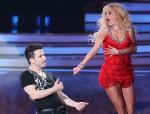 Let`s Dance 2012: Die Entscheidung! Marc Terenzi und Sarah Latton müssen gehen!