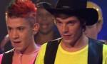 DSDS 2012: Daniele Negroni und Kristof Hering sind kaum zu bremsen! - TV