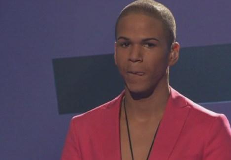 """DSDS 2012: Jesse Ritch mit """"Yeah 3x"""" von Chris Brown - TV"""