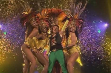 "DSDS 2012: Kristof Hering mit ""Ai Su Eu Te Pego"" von Michel Teló - TV News"