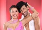 Let's Dance 2012: Rebecca Mir überzeugt die Jury