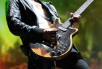 gitarre concert stage