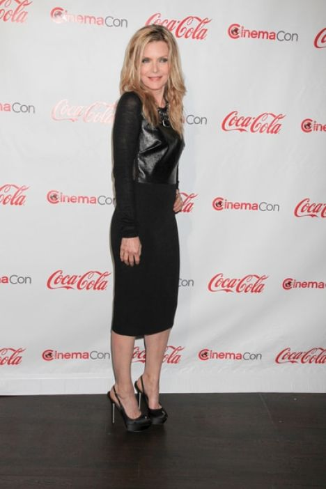 Michelle Pfeiffer - CinemaCon 2012 - Awards Ceremony
