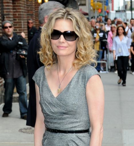 Michelle Pfeiffer - The Late Show with David Letterman - June 16, 2009 - Arrivals