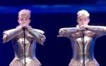 """ESC 2012: Irland - Jedward mit """"Waterline"""" - TV"""