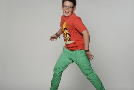 """DSDS Kids: Julius rockt die Bühne mit """"The Lazy Song""""! - TV News"""