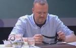 Schlag den Raab Zwischenstand: Dr. Peter Grünberger und Stefan Raab schenken sich nichts! - TV News