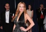 Lindsay Lohan - 2012 White House