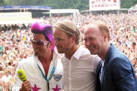 Dortmund Olé: Krampe beweist Wetterglück! - Musik News