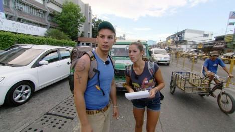 Pietro Lombardi: Gestrandet auf den Philippinen! - TV