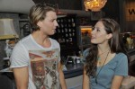 Dominik (Raul Richter) und Julie (Adriana Möbius)