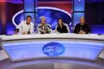 Die Jury: (v.li.) Dieter Bohlen, Bill Kaulitz, Tom Kaulitz und Mateo