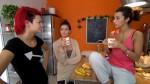 Berlin Tag und Nacht - Jessica,li., Stephania, Giulia