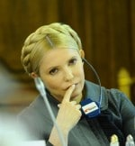 Timoschenko darf Geburtstagsbesuch von Tochter erhalten - Promi Klatsch und Tratsch