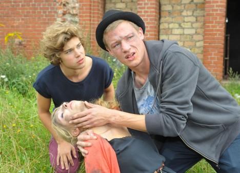 GZSZ: Vince und Zac in Sorge um Lilly - TV