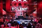 Das Supertalent 2012: Das Duo Triberti mit ihren Rollschuhen