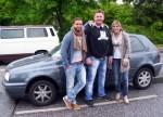 Hendrik Huse (45, M.) wünscht sich von Panagiota Petridou einen Kombi mit Automatikgetriebe