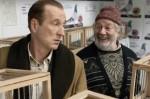Ronny (Peter Lohmeyer) und van den Heuvel (Chiem van Houweninge, r) in Das Millionen Rennen