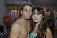Dominik (Raul Richter) und Julie (Adriana Möbius) bei GZSZ