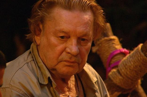 Dschungelcamp 2013: Helmut Berger macht es nicht mehr lange! - TV News