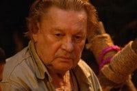 Dschungelcamp 2013: Helmut Berger macht es nicht mehr lange!