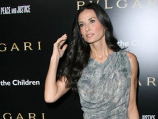 Demi Moore - Bvlgari Private Event Honoring Simon Fuller and Paul Haggis