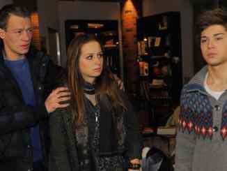 GZSZ: Tanja findet Asyl bei Vince und Zac! - TV News