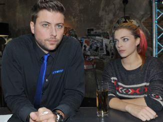 GZSZ: Lilly und Zac von Tanja geschockt! - TV