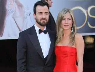 Justin Theroux and Jennifer Aniston - 85th Annual Academy Awards