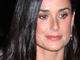 "Demi Moore - ""Flawless"" Screening Hosted by the Cinema Society"
