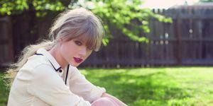 Taylor Swift weint sehr schnell