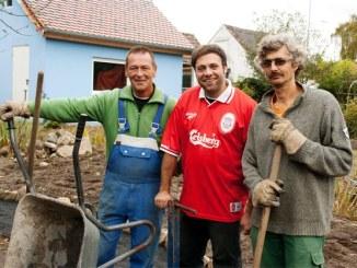 Ab ins Beet: Ralle, Ralf und Detlef sind zurück! - TV News