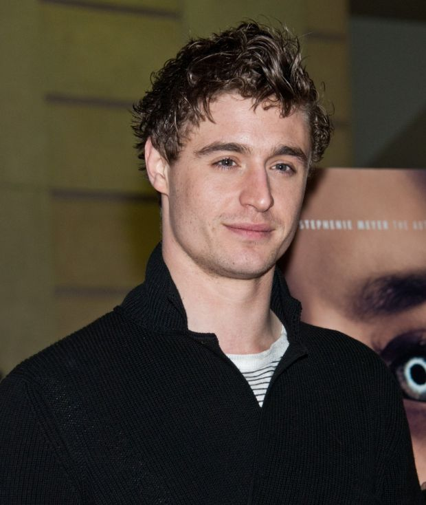 """Max Irons - """"The Host"""" Book Signing at The Free Library of Philadelphia in Philadelphia"""