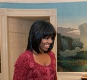 """Michelle Obama erneut auf dem Cover der """"Vogue"""""""