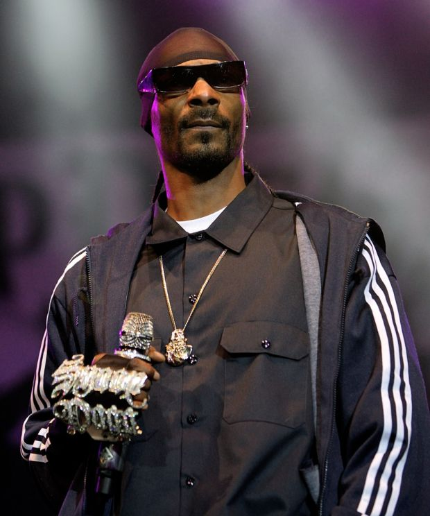 Snoop Dogg in Concert at the O2 Arena in London