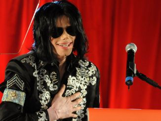 "Michael Jackson - King of Pop Michael Jackson ""This Is It!"" 10 Show Concert Tour Press Conference"