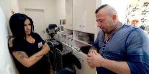 Berlin Tag und Nacht: Fabrizio und JJ streiten um ihren Busen!