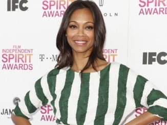 Zoe Saldana - 2013 Film Independent Spirit Awards