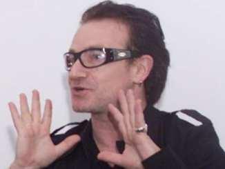 Bono findet Mick Jaggers Falten schön - Promi Klatsch und Tratsch