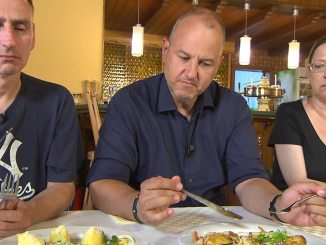 """Frank Rosin und das Hotel-Restaurant """"Zum Stausee"""" in Niederhausen - TV News"""