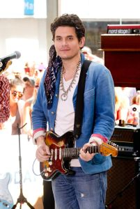 "John Mayer - John Mayer in Concert on NBC's ""Today Show"" at Rockefeller Center"
